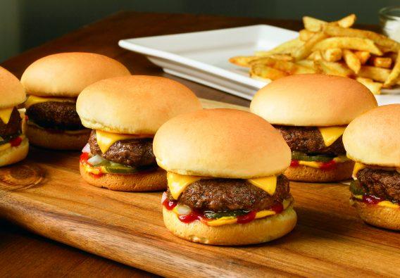 hambúrguer em domicilio